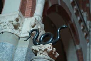 serpente sant'anmbrogio