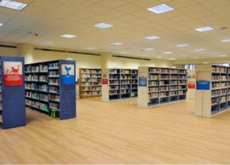 biblioteca Gallaratese