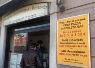 pizza economy food