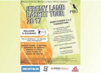 jeremy lamb tour