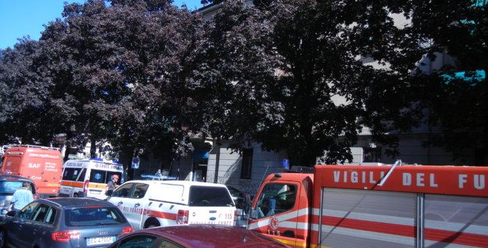 Vigili del fuoco Milano