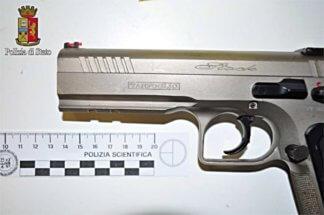 pistola.-tanfoglio-324x215 Cannone arrestato per la sparatoria di via Lucca Cronaca Milano Prima Pagina