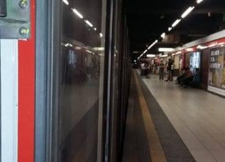metropolitana linea rossa