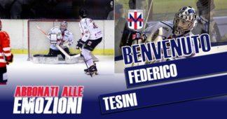 TESINI-FB-970x509-324x170 Hockey Milano: rientra a casa base Federico Tesini Hockey su ghiaccio Sport
