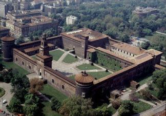 Pianta-castello-324x226 Dalla porta di Zeus al castello di Milano Cultura Milano