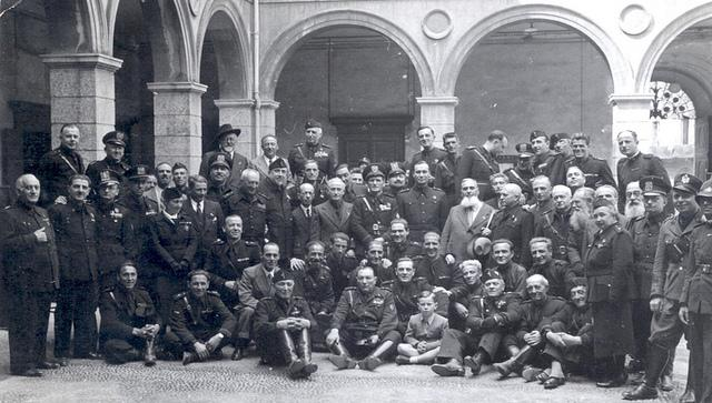 """40469413083_ea7c59321b_z Milano è Memoria: """"Lo sbandamento e la nascita del Fascismo"""" Costume e Società Cultura"""